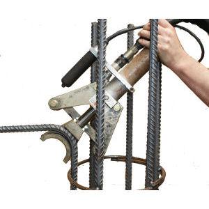 stekken,afbuigen,wapening,bouwplaats